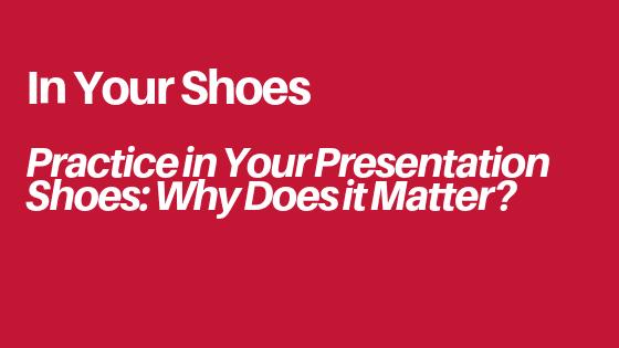 presentation practice